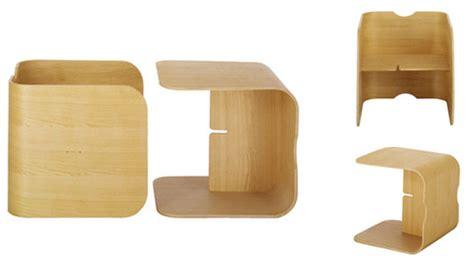 habitat bureau enfant bureau et chaise dans un cube lock habitat