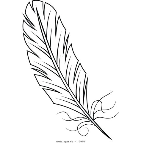 eagle feather coloring pages coloring feather coloring sheet