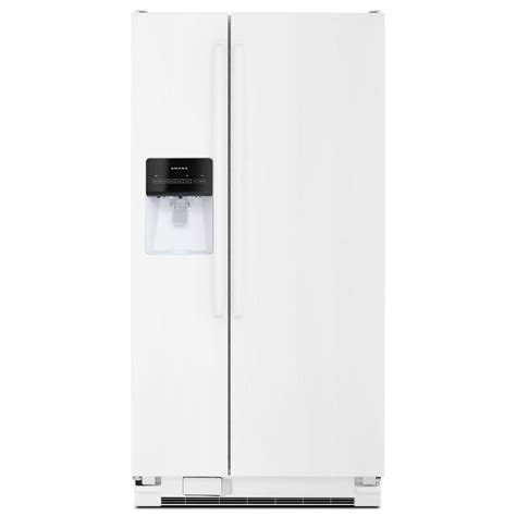 amana side by side refrigerators refrigerators
