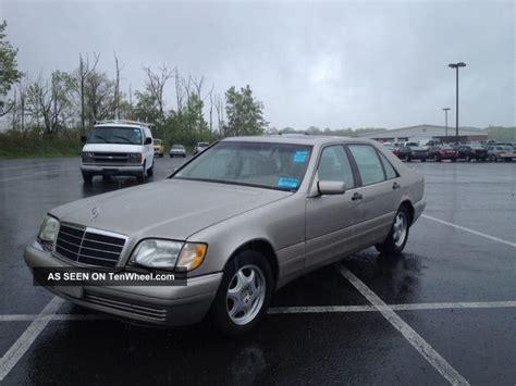 1999 Mercedes S500 by 1999 Mercedes S500 Base Sedan 4 Door 5 0l