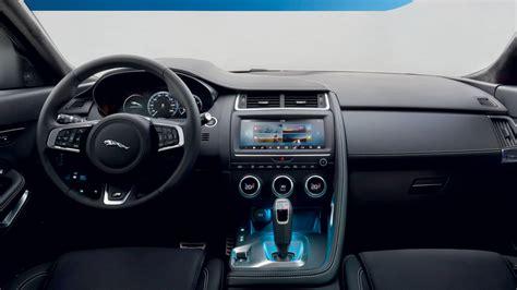jaguar interior gallery 2018 jaguar e pace interior autoweek