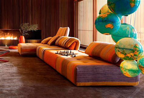 Roche Bobois Sofa Autumn/Winter 2012/ 2013 Collection