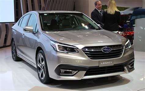 2020 Subaru Legacy by 2020 Subaru Legacy Presented At The Toronto Auto Show