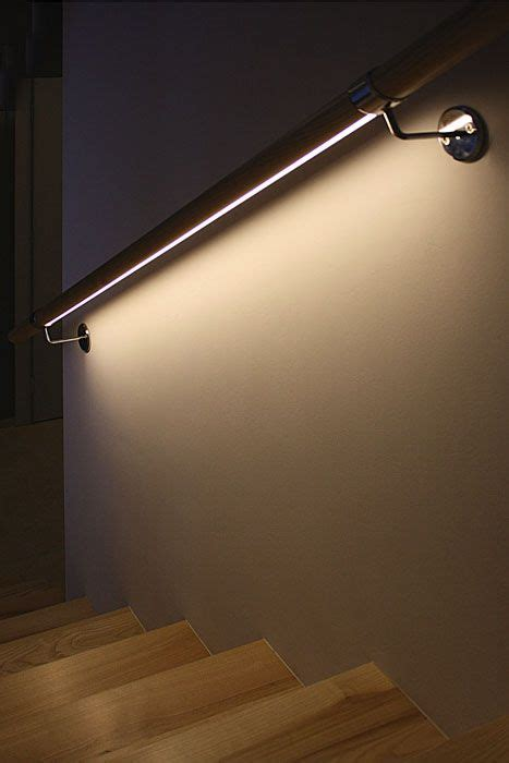 Lighted Handrail the lighted handrail led light could be used to handrail underlighting or mount it