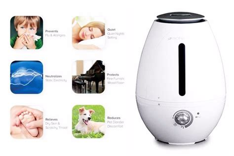 Light Humidifier Diskon bionaire humidifier with light improving your