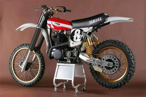 classic motocross bikes vintage yamaha dirt bike for david pinterest