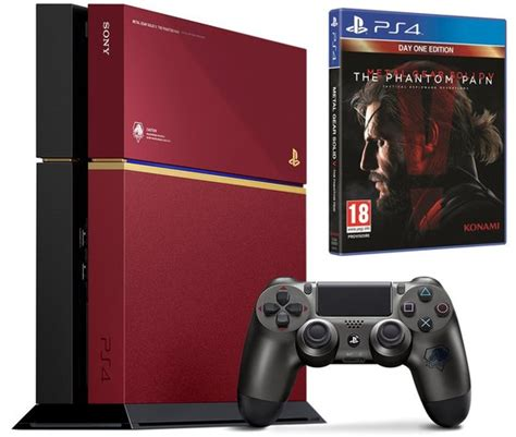 metal gear solid ps4 console ign s uk daily deals 03 09 15 ign