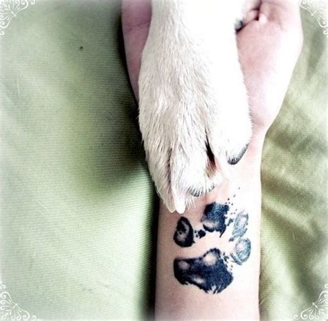 so cute get a tattoo of your beloved dog pretty designs