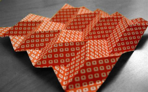 Beautiful Origami Models - simple but beautiful origami model papercrafty