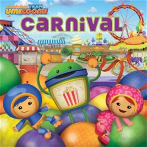 Barnes And Noble Publishing Carnival Team Umizoomi Pageperfect Nook Book By