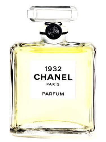 Parfum Chanel Di les exclusifs de chanel 1932 parfum chanel una fragranza