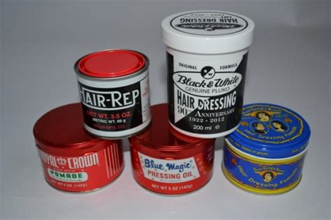 Pomade Royal Crown new in our webshop 5 classic hair care pomades from the u