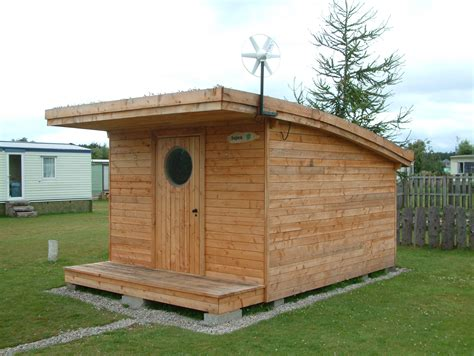 eco cabin findhorn bay park
