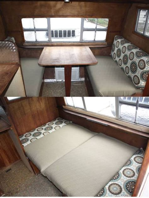 reupholster rv couch cers fabrics and cer cushions on pinterest