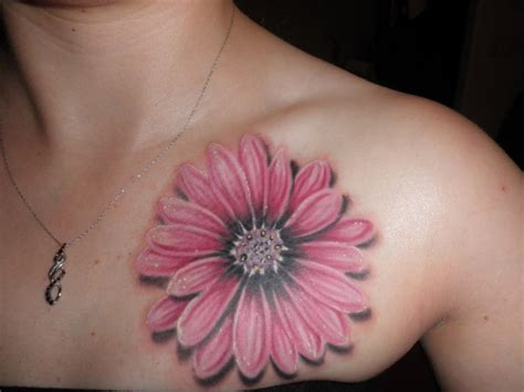 gerber daisy tattoo designs tattoos designs ideas and meaning tattoos for you