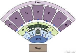mid florida hitheater seating map kid rock ta fl tickets midflorida credit union