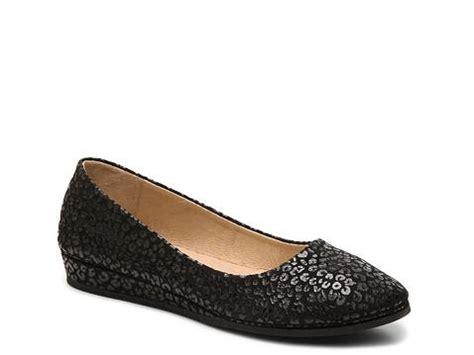 Flat Shoes Fs 01 sole fs ny zeppa leopard ballet flat dsw