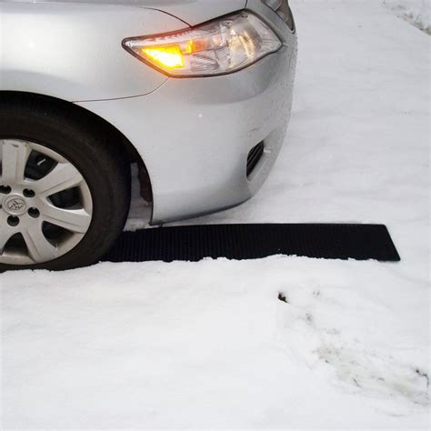 Truck Traction Mats by Portable Tow Truck Emergency Tire Traction Mats The