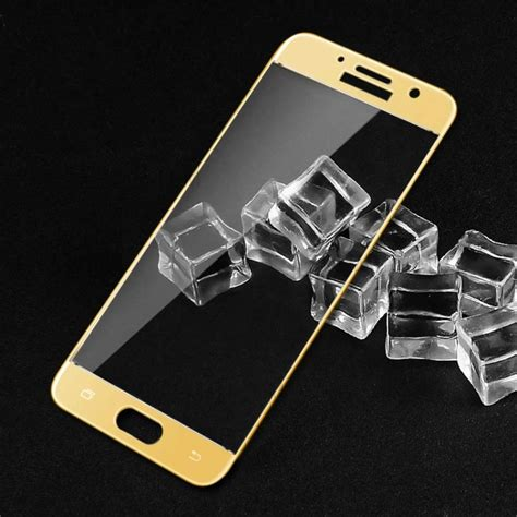 Tempered Glass Samsung A7 2017 Cover Tempered Glass Warna A720 imak tempered glass screen cover for samsung