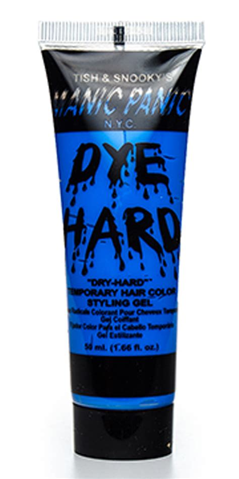 3 pack manic panic dye hard temporary hair color styling manic panic dye hard temporary hair color styling gels