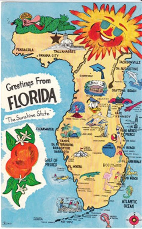 Florida The 27th State by Not Now Silly Florida Joined The Union Throwback Thursday