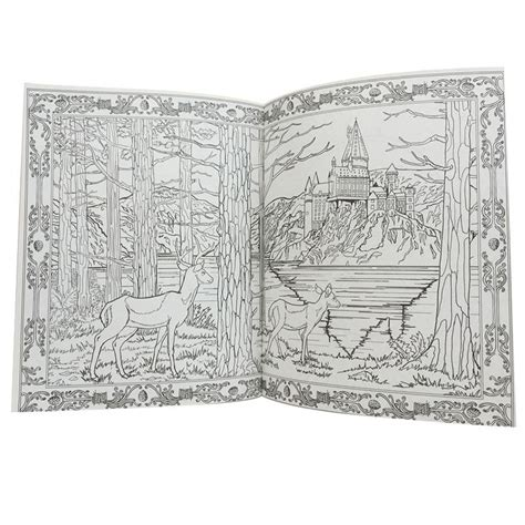 harry potter coloring book ebay harry potter coloring books for adults unisex kill stress