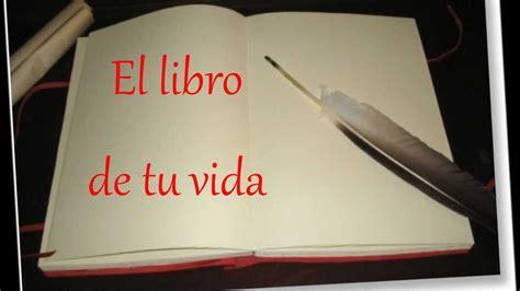 libro de vidas ajenas panorama poema el libro de tu vida por alex granda z youtube
