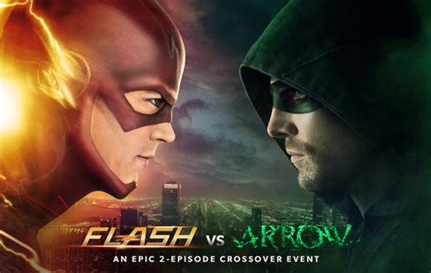 Conflict The Crossover Series arrow stephen amell on the of oliver