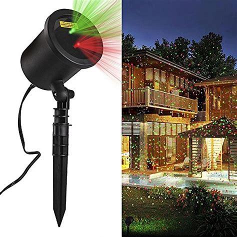 illuminazione di natale per esterni netz kette proiettore di natale da esterno per la