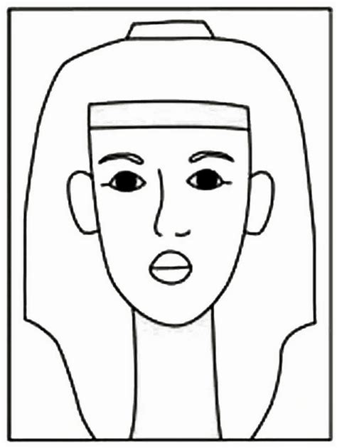 S Drawing Origin by How To Draw King Tut Projects For