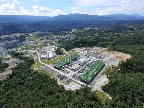 indonesia design power first unit of sarulla geothermal power plant begins