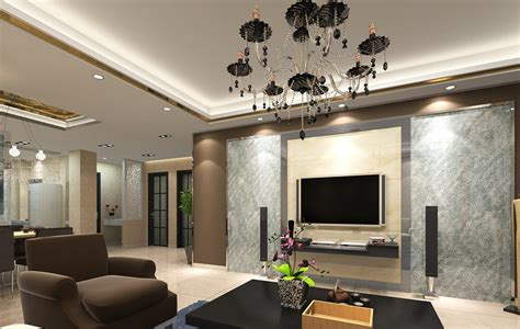 living room interior design rendering 2013 3d house