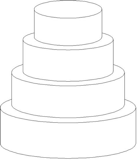 Wedding Cake Template by Best Photos Of Blank Cake Template Blank Cake Templates