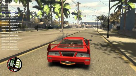 mod gta 5 keren gta iv san andreas mod beta gameplay youtube