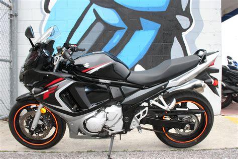 Suzuki Gsx650f Accessories 2008 Suzuki Gsx650f Sport Touring Moto With