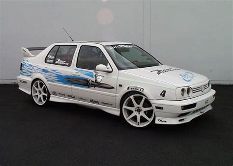 Fast And Furious Jetta by 1995 Volkswagen Jetta The Fast The Furious Dreams