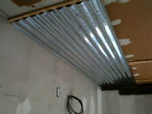 corregated metal ceiling ideas corrugated ceiling panels