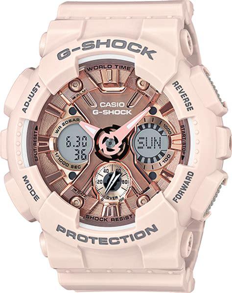 Limited Casio Baby G Original Ba 110pp 2a gmas120mf 4a g shock s series womens watches casio g shock