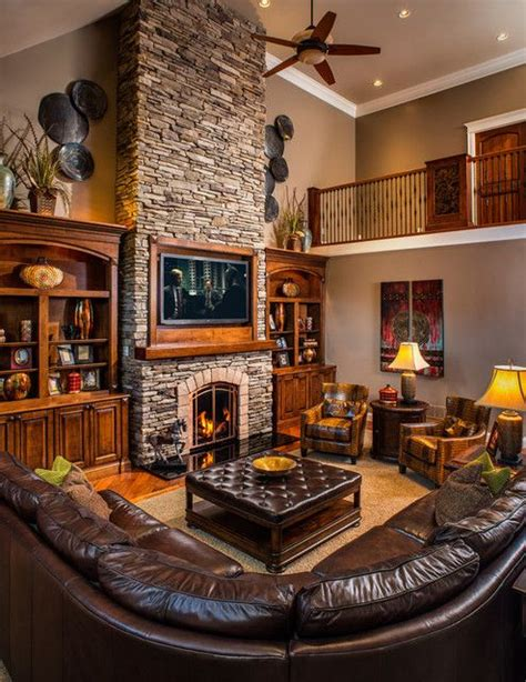 25 sublime rustic living room design ideas 19 stunning rustic living rooms with charming stone