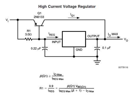 high current transistor voltage regulator high current voltage regulator transistor 28 images creating a high current lm317 regulator