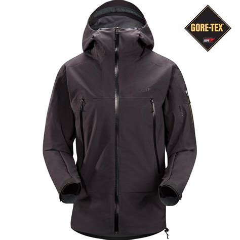 best arcteryx jacket for skiing arc teryx sabre sv tex shell ski jacket s