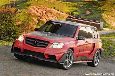 Handmade Mercedes - image mercedes custom glk sema 2008 031 size 1024 x 682