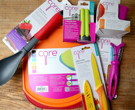 core kitchen tools giveaway cooking contest central - Kitchen Giveaway Contests