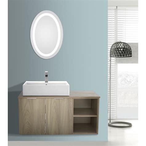 41 inch bathroom vanity 41 inch light yosemite wall mounted bathroom vanity set