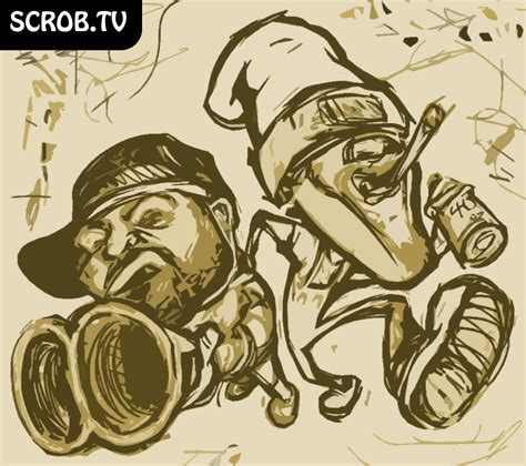 method man scrob tv juggalo art