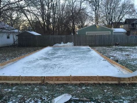 backyard ice rink ideas 17 best ideas about ice rink on pinterest backyard ice
