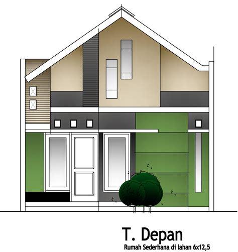 sketsa rumah 6 215 10 sederhana info bisnis properti foto gambar wallpaper