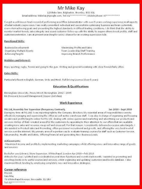 how to get a how to write a resume for your