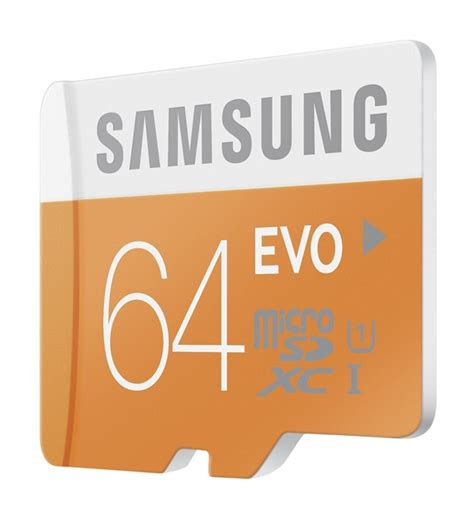 Microsd Samsung Evo 64gb www hobbyflip drones and helicopter parts samsung