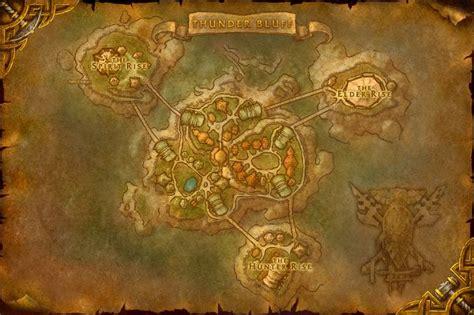 thunder bluff points  interest wowpedia  wiki guide   world  warcraft